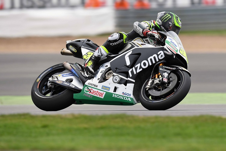 Cal Crutchlow - Photo Credit: LCR Honda