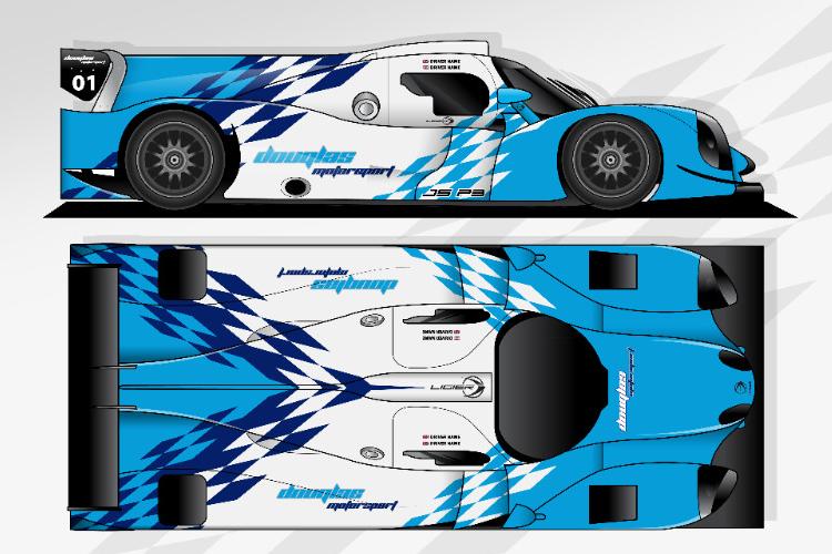 Douglas Motorsport - Credit: PWRD