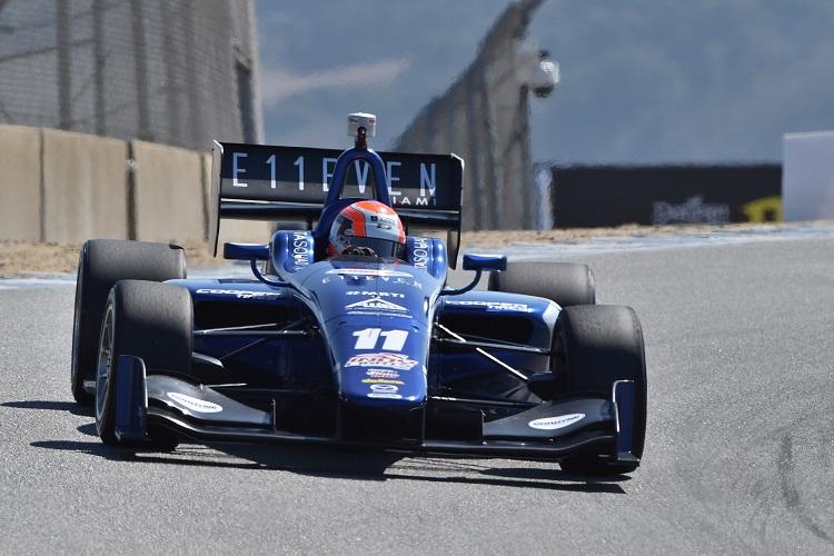 Carlin could follow Ed Jones into IndyCar - Credit: Carlin Media