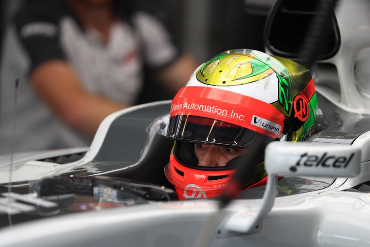 Esteban Gutierrez - Credit: Octane Photographic Ltd