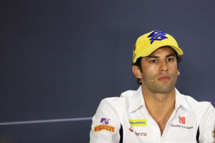 "Felipe Nasr: ""In Singapore a lot can happen during the ... Felipe Nasr"