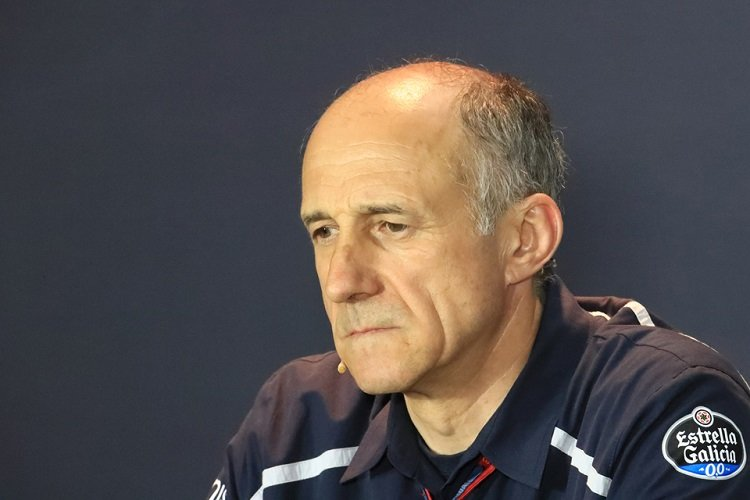 Toro Rosso's Franz Tost - Credit: Octane Photographic Ltd