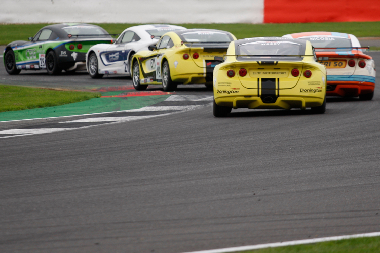 Ginetta Junior - Credit: Jakob Ebrey Photography