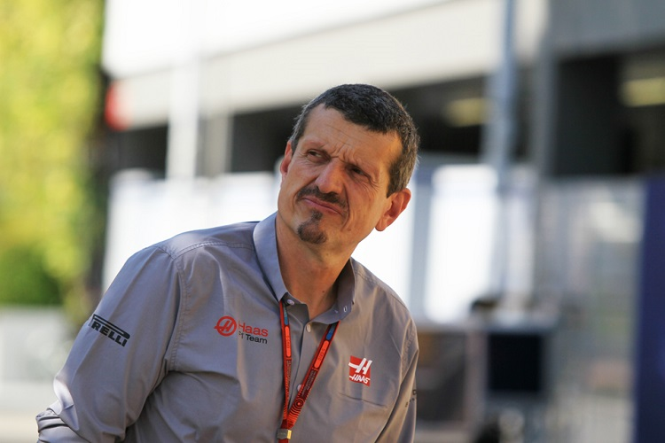 Guenther Steiner - Credit: Octane Photographic Ltd
