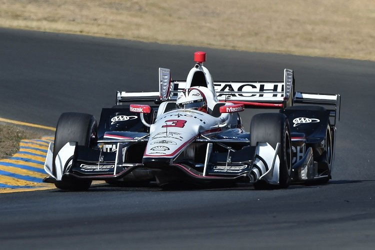 Helio Castroneves - Credit: Chris Owens / IndyCar