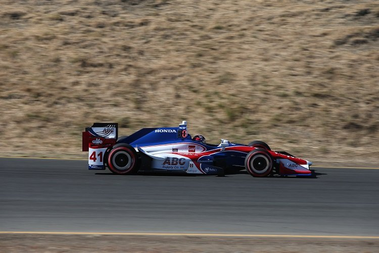 Jack Hawksworth - Credit: Chris Jones / IndyCar