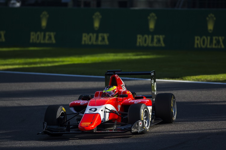 Jake Dennis - Credit: Sam Bloxham/GP3 Series Media Service