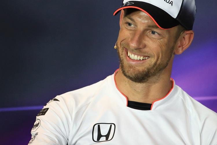 Jenson Button - Credit: Octane Photographic Ltd