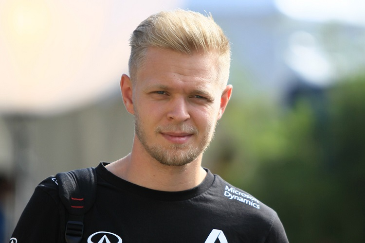 Kevin Magnussen - Credit: Octane Photographic Ltd
