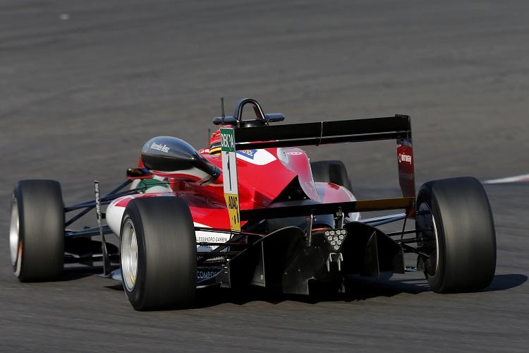 Lance Stroll - Credit: FIA Formula 3 European Championship