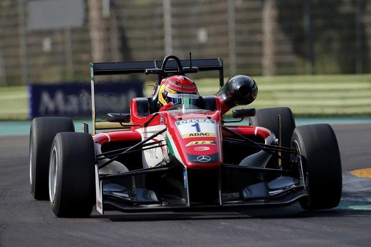 Lance Stroll- Credit: FIA Formula 3 European Championship