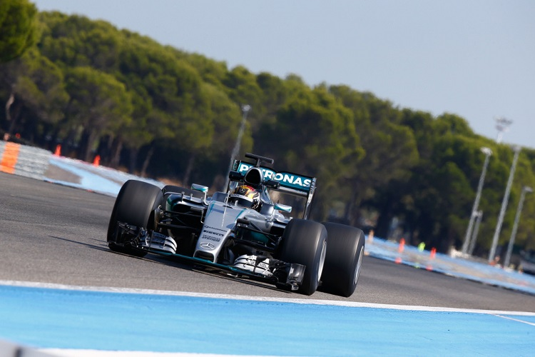 Pascal Wehrlein - Credit: Mercedes AMG PETRONAS Formula One Team