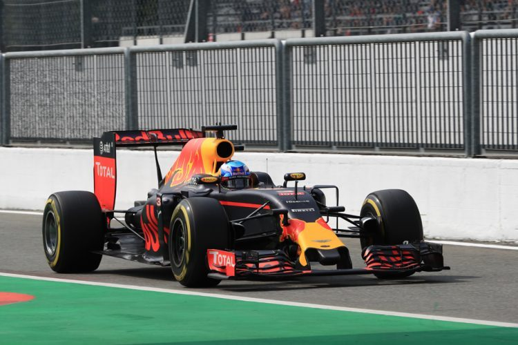 Renault powered Red Bull has seen massive progress in the power unit