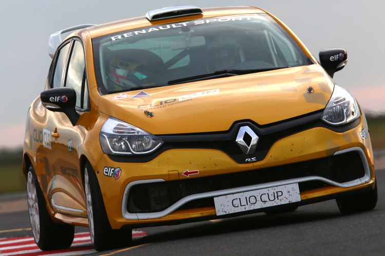 Renault Clio Junior - Credit: Renaultsport UK