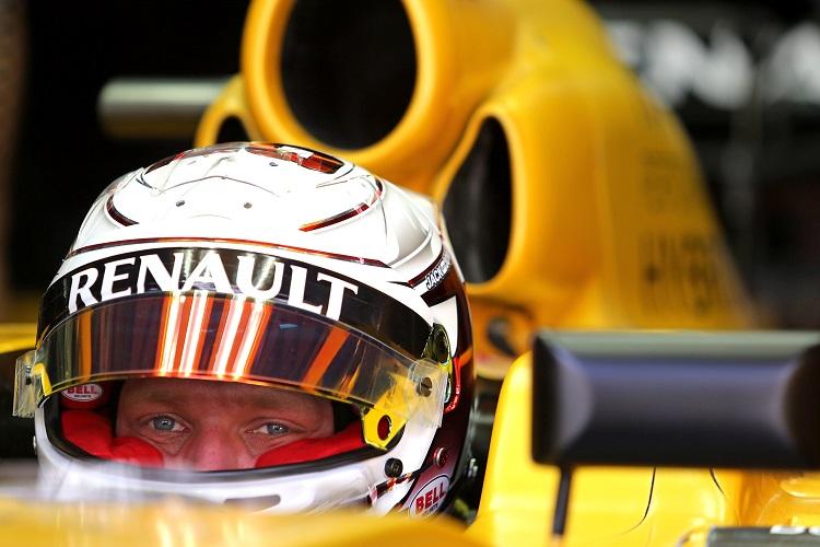 Credit: Renault Sport Formula 1 Team