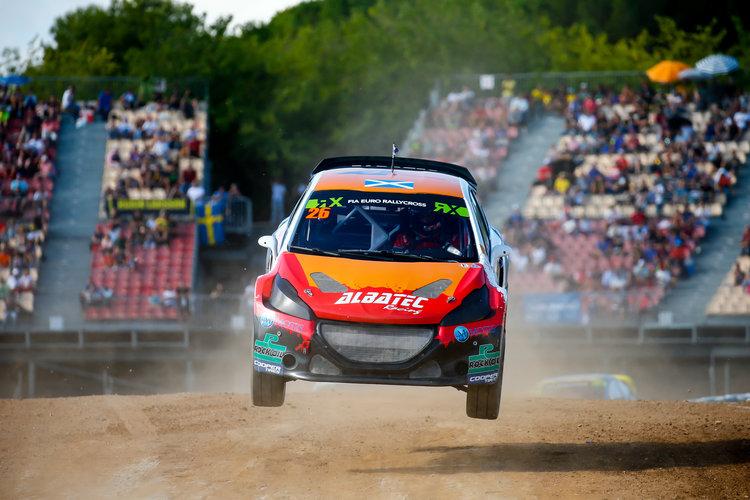2016 FIA Euro RX Rallycross Championship / Round 04, Barcelona, Spain, September 17-18 2016 // Worldwide Copyright: Albatec/McKlein
