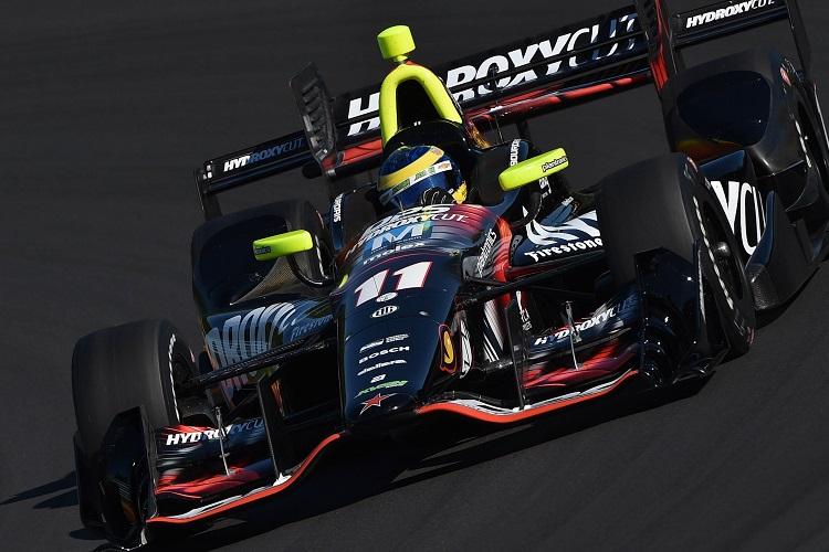 Sebastien Bourdais - Credit: Chris Owens / IndyCar