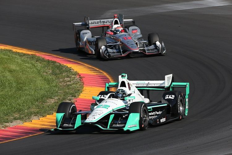 Dixon wins IndyCar pole at Watkins Glen