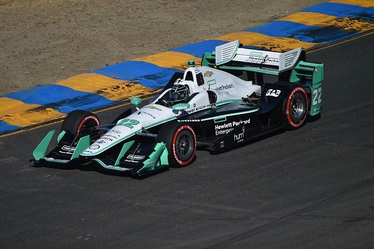 Simon Pagenaud - Credit: Chris Owens / IndyCar