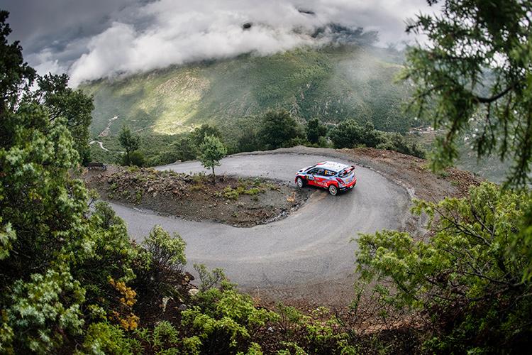 Dani Sordo - Rallye de France 2016 - Credit: Jaanus Ree / Red Bull Content Pool