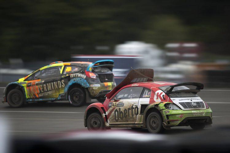 Volkswagen's championship win ends Ford's unbeaten run - Credit: Larry Chen/Red Bull Global Rallycross