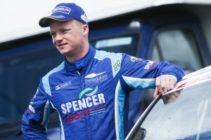 Tom Cave - Credit: MSA British Rally Championship
