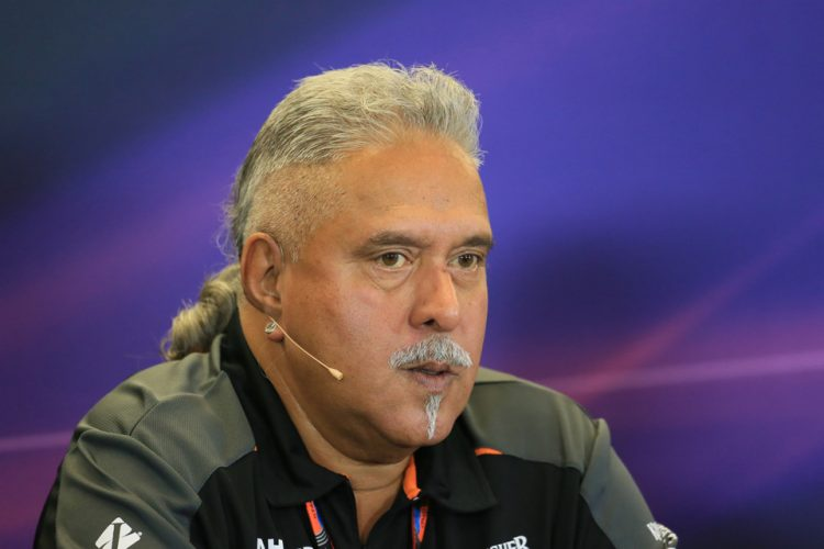 Vijay Mallya talks about challenges of the last six races