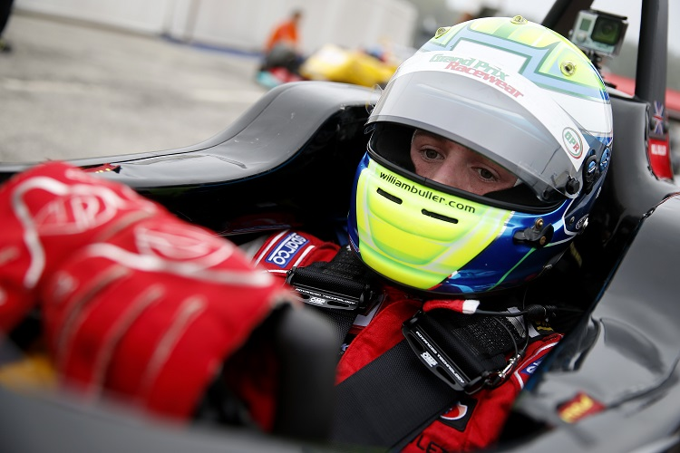 William Buller - Credit: FIA Formula 3 European Championship