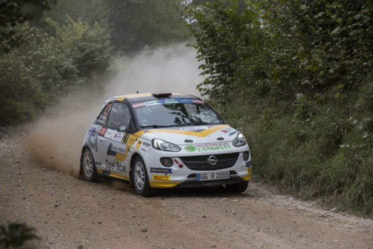 Marijan Griebel has won the ERC Junior Championship