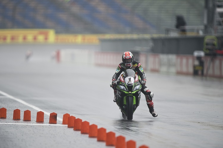 Jonathan Rea - Photo Credit: Kawasaki
