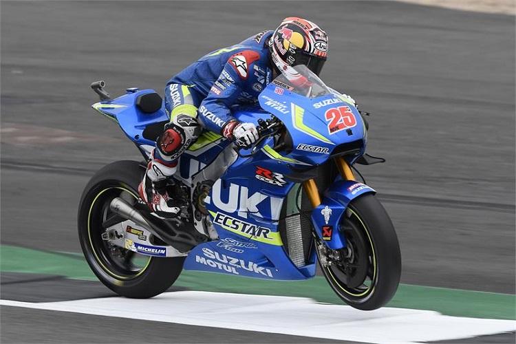 Maverick Vinales - Photo Credit: Suzuki Racing