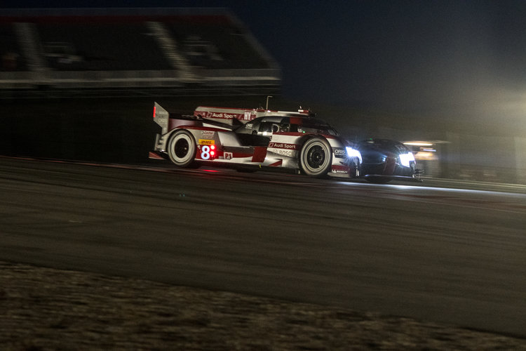 CAR #8 / AUDI SPORT TEAM JOEST / Audi R18 / Hybrid - WEC 6 Hours of Circuit of the Americas - Circuit of the Americas - Austin - America -
