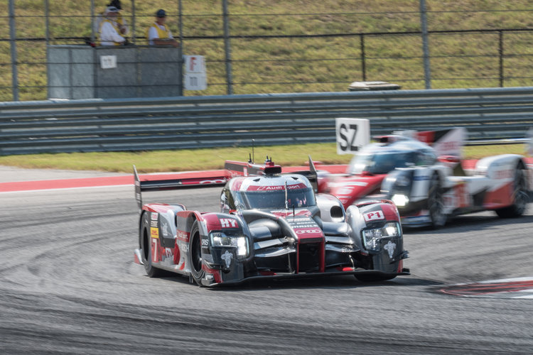 CAR #7 / AUDI SPORT TEAM JOEST / Audi R18 / Hybrid - WEC 6 Hours of Circuit of the Americas - Circuit of the Americas - Austin - America -