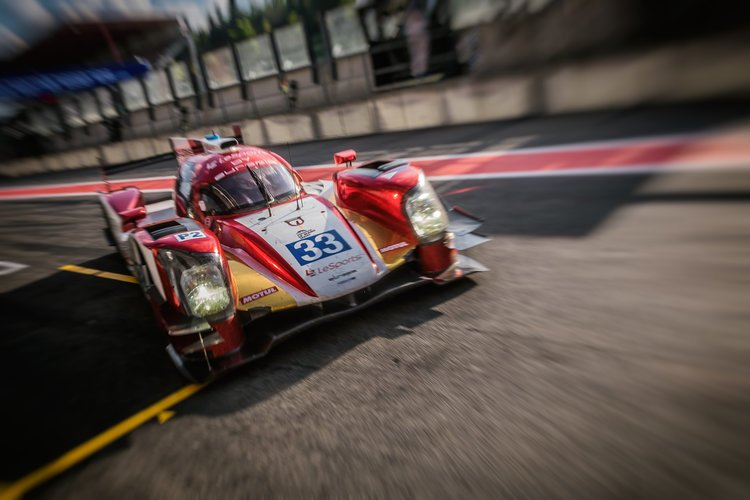 #CAR 33 / EURASIA MOTORSPORT / PHL / Oreca 05 - Nissan - ELMS 4 Hours of Spa - Spa Francorchamps - Stavelot - Belgium