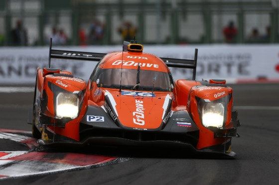 G-Drive Racing loses win in Mexico due to brake drama