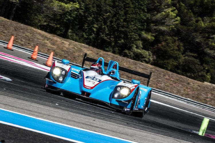 Car #29 / PEGASUS RACING / DEU / Morgan - Nissan - ELMS 4 Hours of Le Castellet - Circuit Paul Ricard - Le Castellet - France