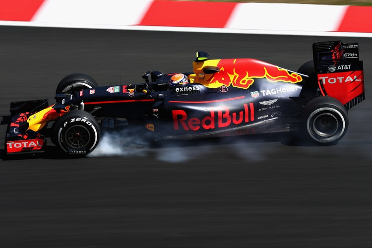 Max Verstappen - Credit: Clive Rose/Getty Images