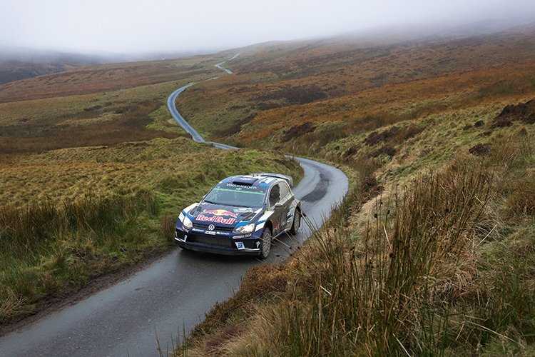 2016 Dayinsure Wales Rally GB Day 2 Ogier-Ingrassia