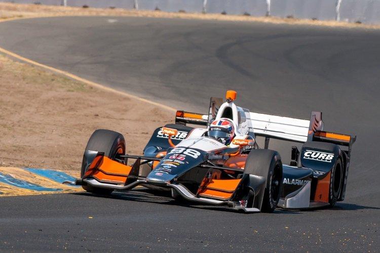 Alexander Rossi - Credit: Mike Finnegan / IndyCar