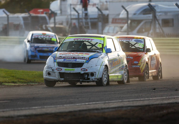 MSA British Rallycross Championship Round 8 2016. Croftl Circuit (c) MATT BRISTOW | Rubber Duck Does RallyX  Photography