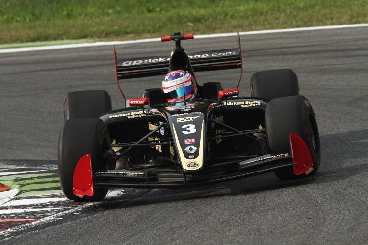 Rene Binder - Credit: Formula V8 3.5