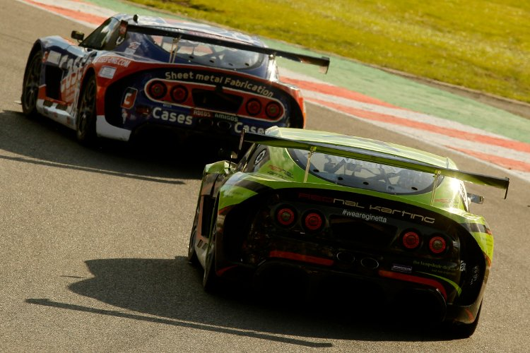 Burns And Wrigley Fought To The Very End At Brands Hatch - Credit: Jakob Ebrey Photography