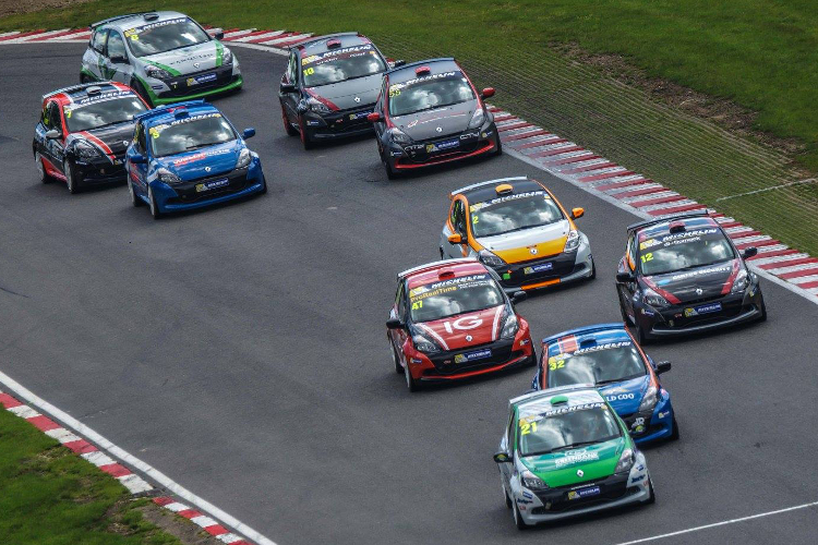 Clio Cup Series - Credit: Phil Laughton Photography