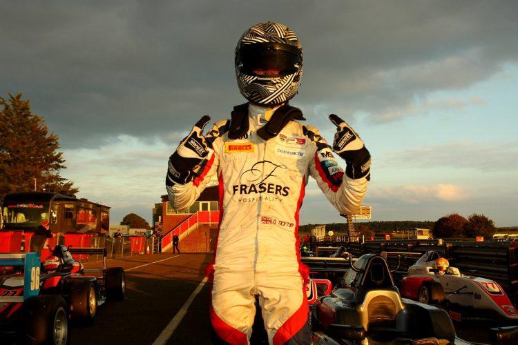 Dan Ticktum F3 Autumn Trophy