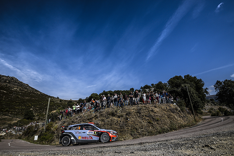 Ogier secures maiden win at Tour of Corsica