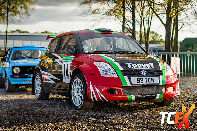 Gallery: Rainworth Skoda Dukeries Rally 2016