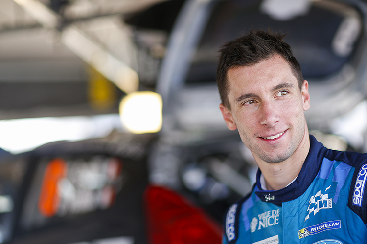 Eric Camilli finishes his 'home' rally in Corsica in eighth. Credit: McKlein/M-Sport