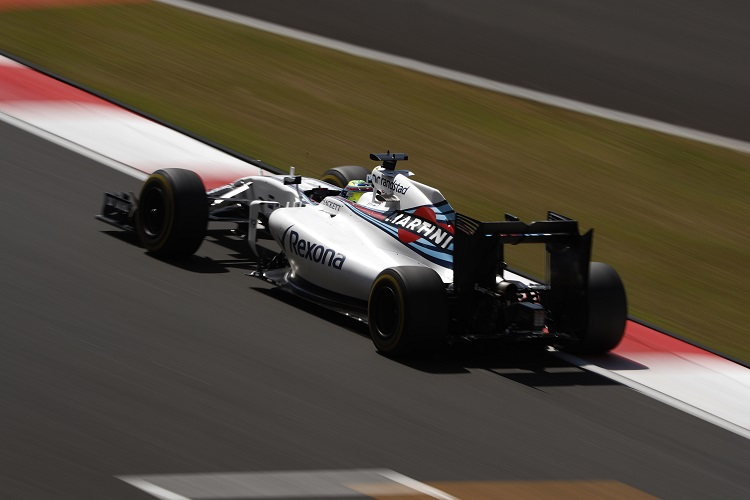 Felipe Massa - Credit: Glenn Dunbar/Williams