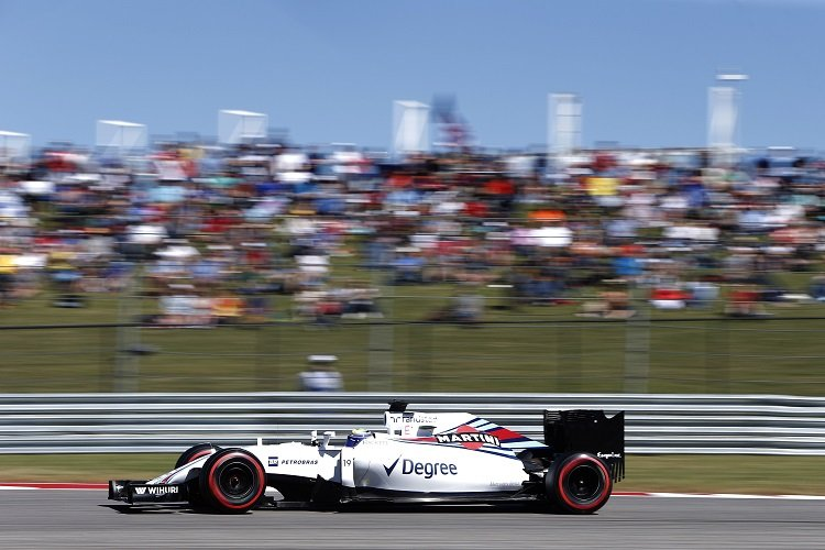 Felipe Massa - Credit: Andrew Ferraro/Williams