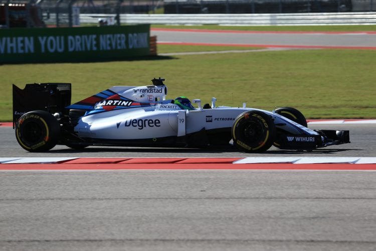 Felipe Massa felt he could have achieved more than seventh place - Credit: Octane Photographic Ltd